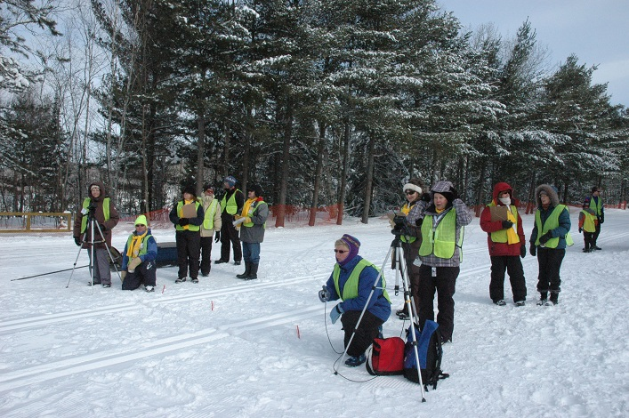 Volunteers are always in need by local organizations for events and other tasks year-round, indoors and out (Photo: Volunteer Muskoka)