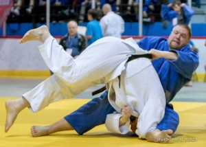 In less than four years of training, Allen has gone from a judo novice to a national champion