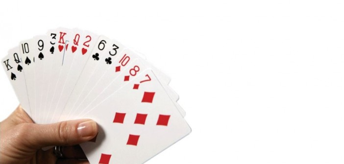 Duplicate bridge results and tip: The magic of bidding, part seven