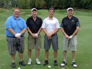 Gold Sponsor Fowler Team Graydon Smith, John McBride, Mark Quemby, Tom O'Callaghan