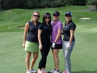 Presenting Sponsor Devonleigh Homes Team Lisa Kidd, Kayley Spalding, Nora Cottell, Andrea Johnson