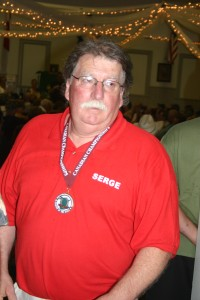 Serge Dubreuil of Huntsville captured first place of his division with a 10-5 record at the four-day event
