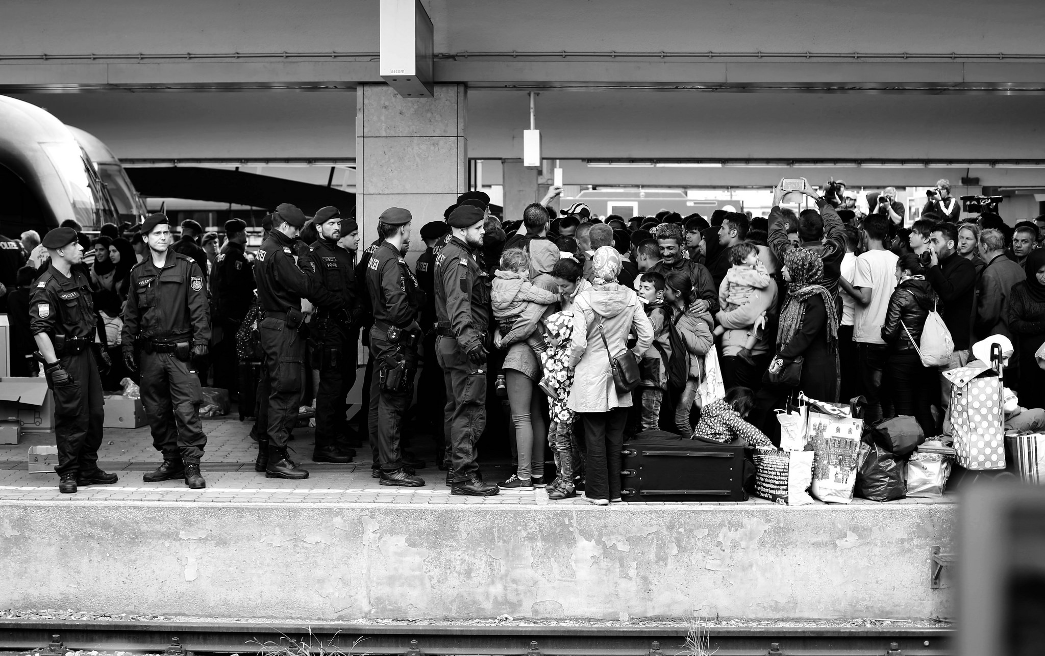 the role of the albanian in the syrian refugee crisis The european migrant crisis arouse through the rising numbers of refugees from  war-torn and oppressed  europe's role  in such places as eritrea, nigeria,  afghanistan, iraq, palestine, syria, albania (also a high birth rate in this muslim.