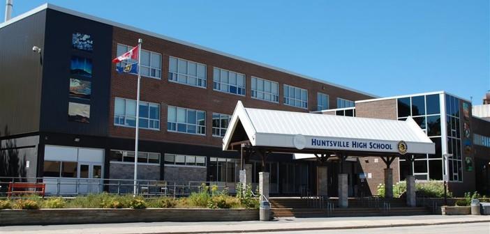 Huntsville High School today
