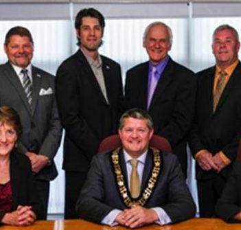 Huntsville Town Council for the 2014-2018 term (huntsville.ca)