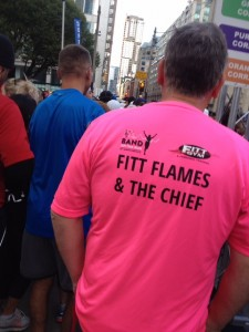 Fitt Flames and the Chief