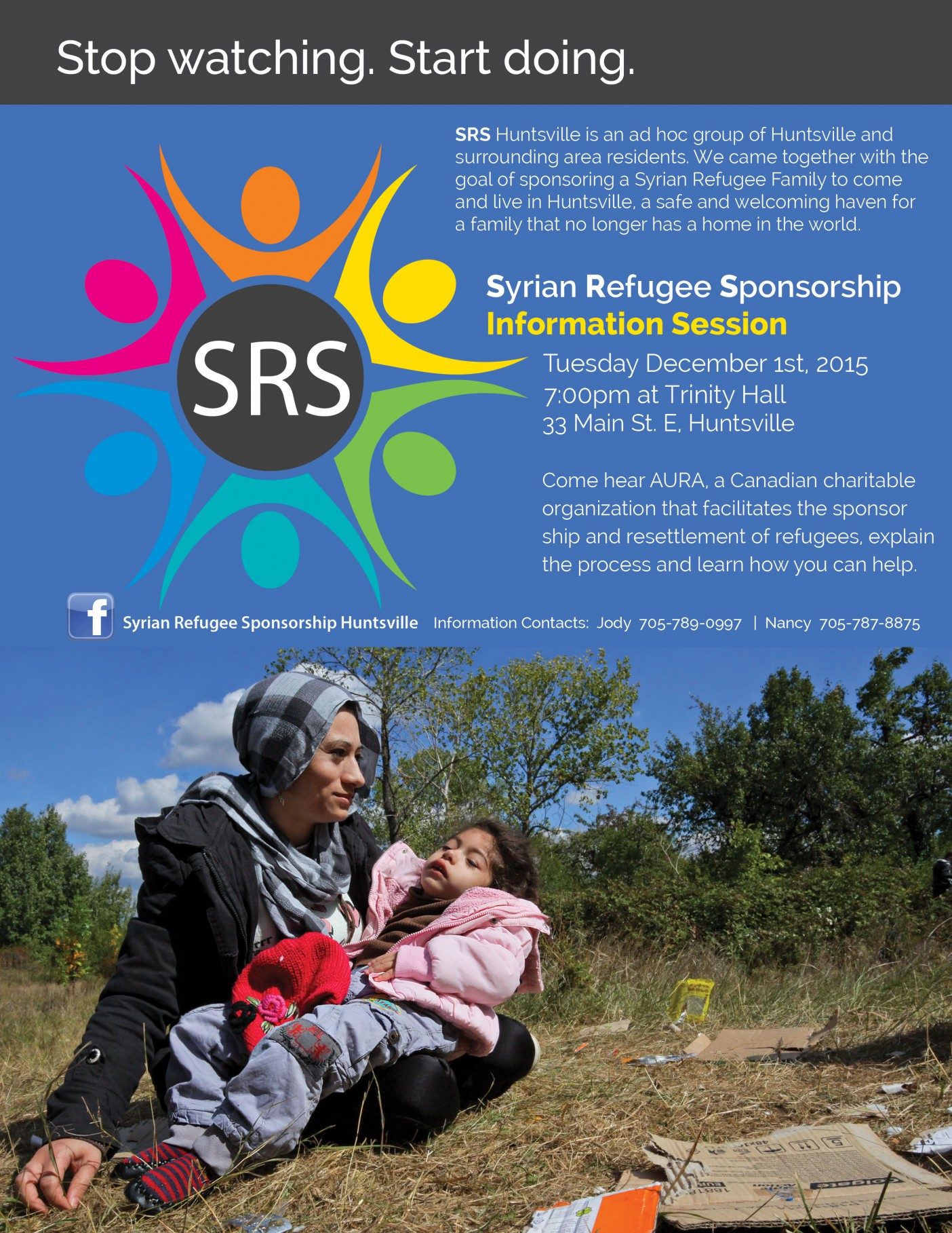 SRS Information Session