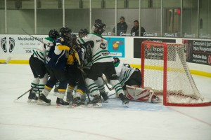 The Otters refused to quit in the tournament final, but couldn't find the offense they needed to break the game open against the Pelham Panthers