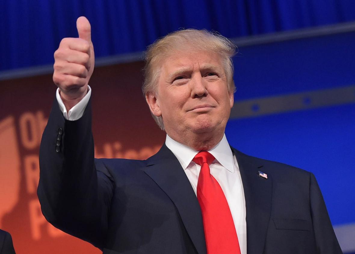 Donald Listen Up Trump