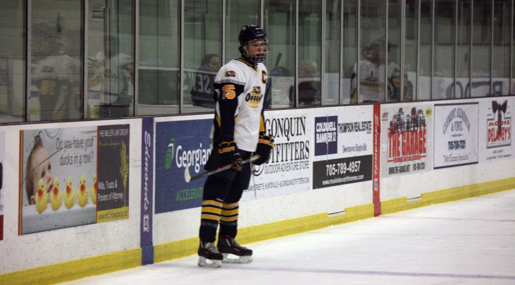 The Otters expect captain Jake McIntyre, who finished sixth overall in league scoring with 55 points, will return to lead the team onto the ice next season