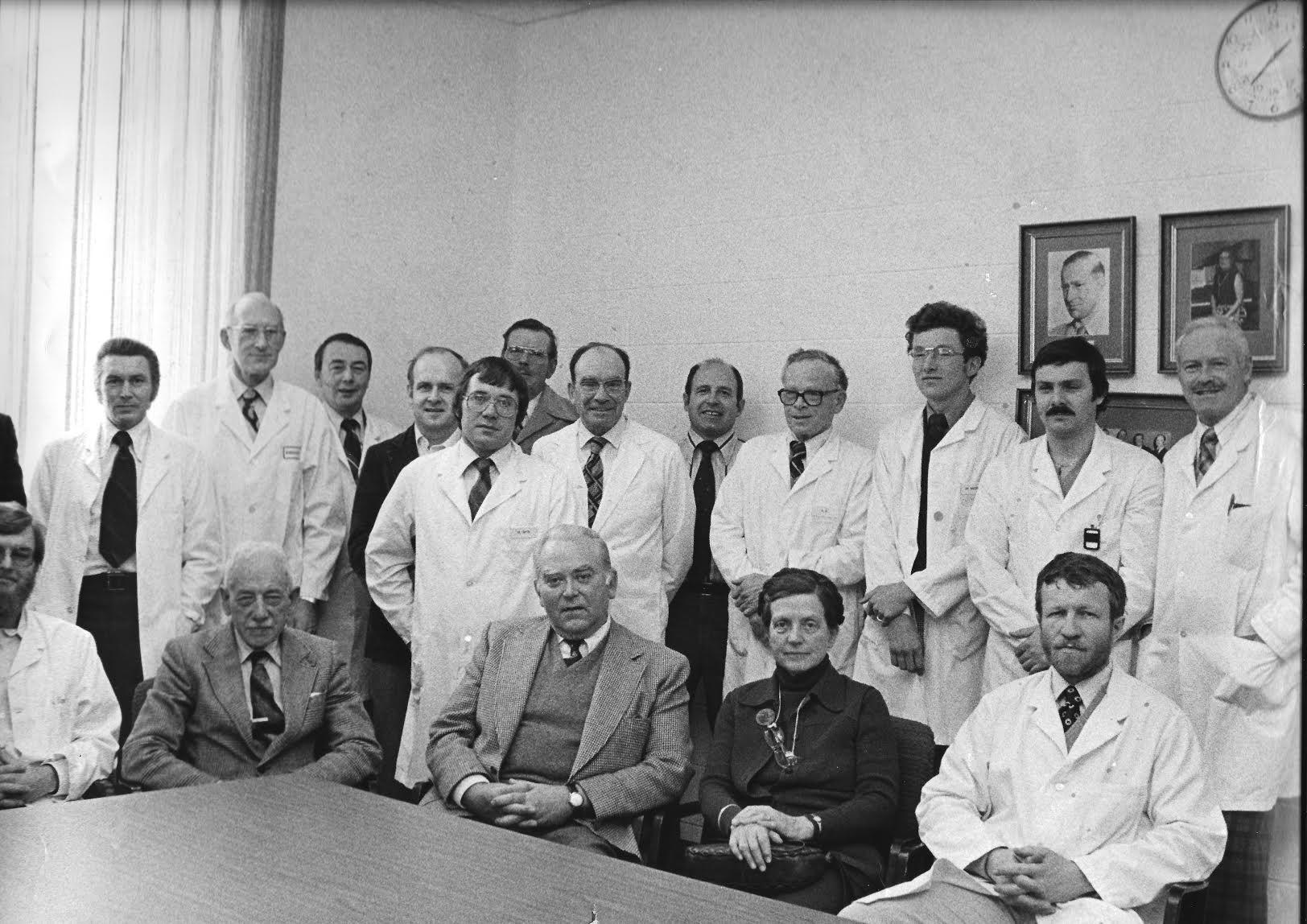 Wayback Wednesday 4 - Doctors
