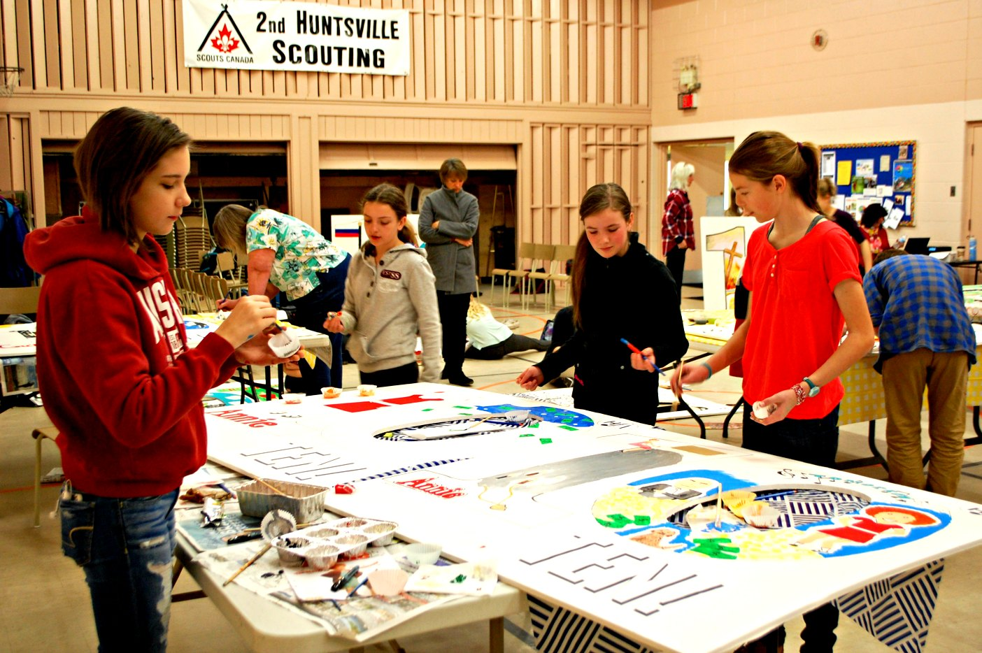 Huntsville Students Get A Ten For This Art And Marketing