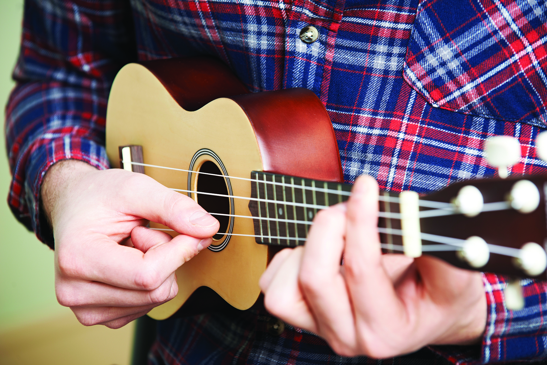 Ukulele - the little instrument with the big following!