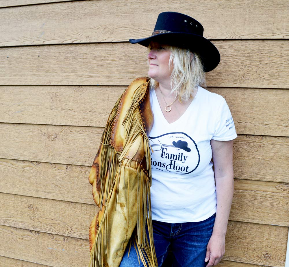 Seeing Tina Turley perform is always a highlight of the HOOT. She's one of 13 musical acts set to take the stage.