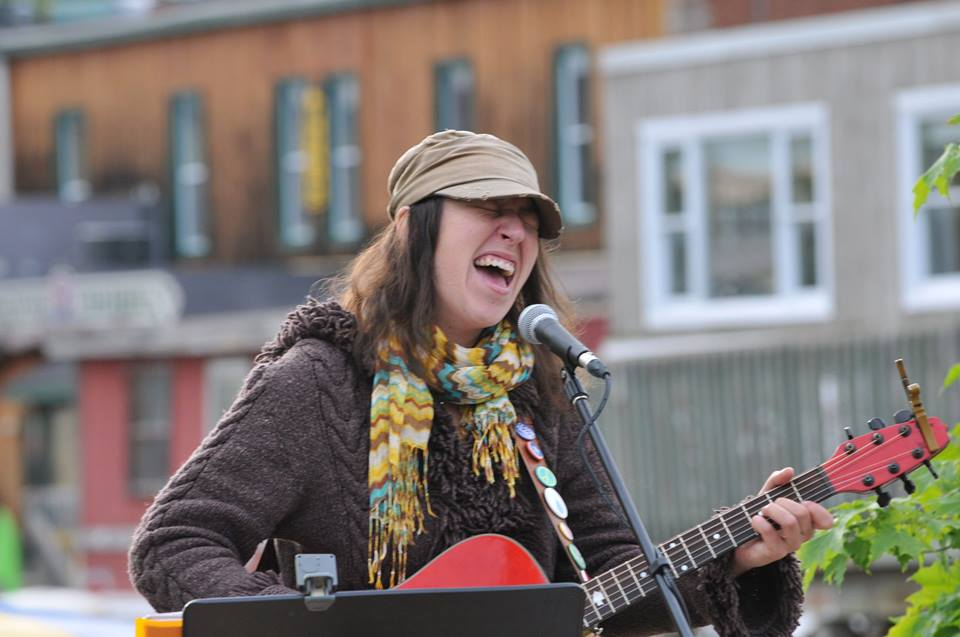 Local musician Christine Heron will once again take to the stage for Band on the Run