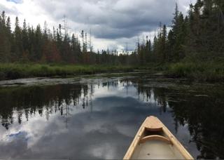 MCC canoe