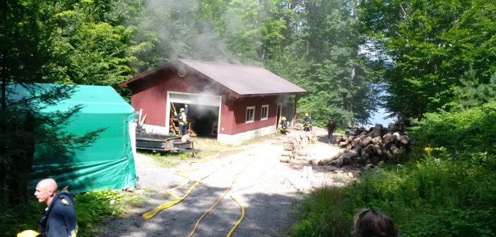 Dehumidifier identified as possible cause of fire in Lake of Bays