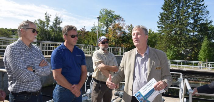Huntsville is at 100 per cent sewage capacity, system upgrade has $65M price tag