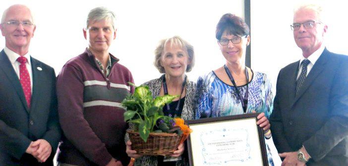 Muskoka Seniors award