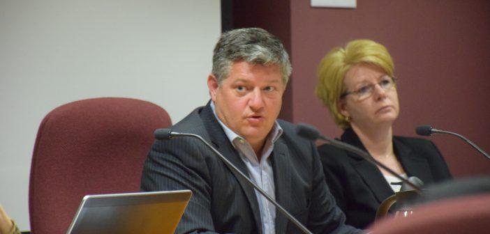 Huntsville Mayor Scott Aitchison