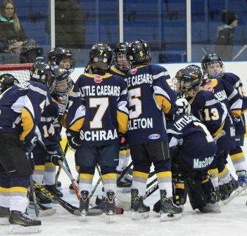 Minor Otters teams seek the Silver Stick