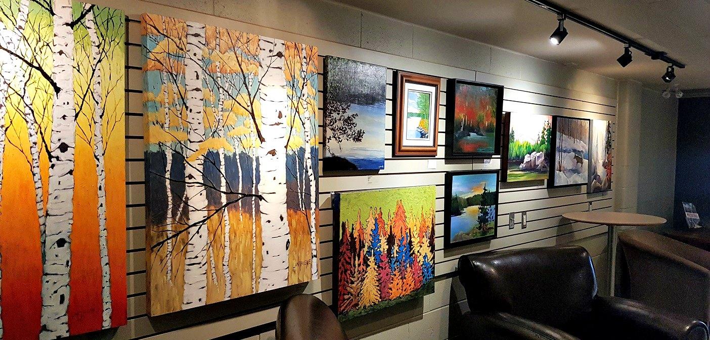 Huntsville Art Society show Shed a Little Light