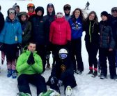 HHS Alpine team wraps up season with a strong showing at GBSSA championships