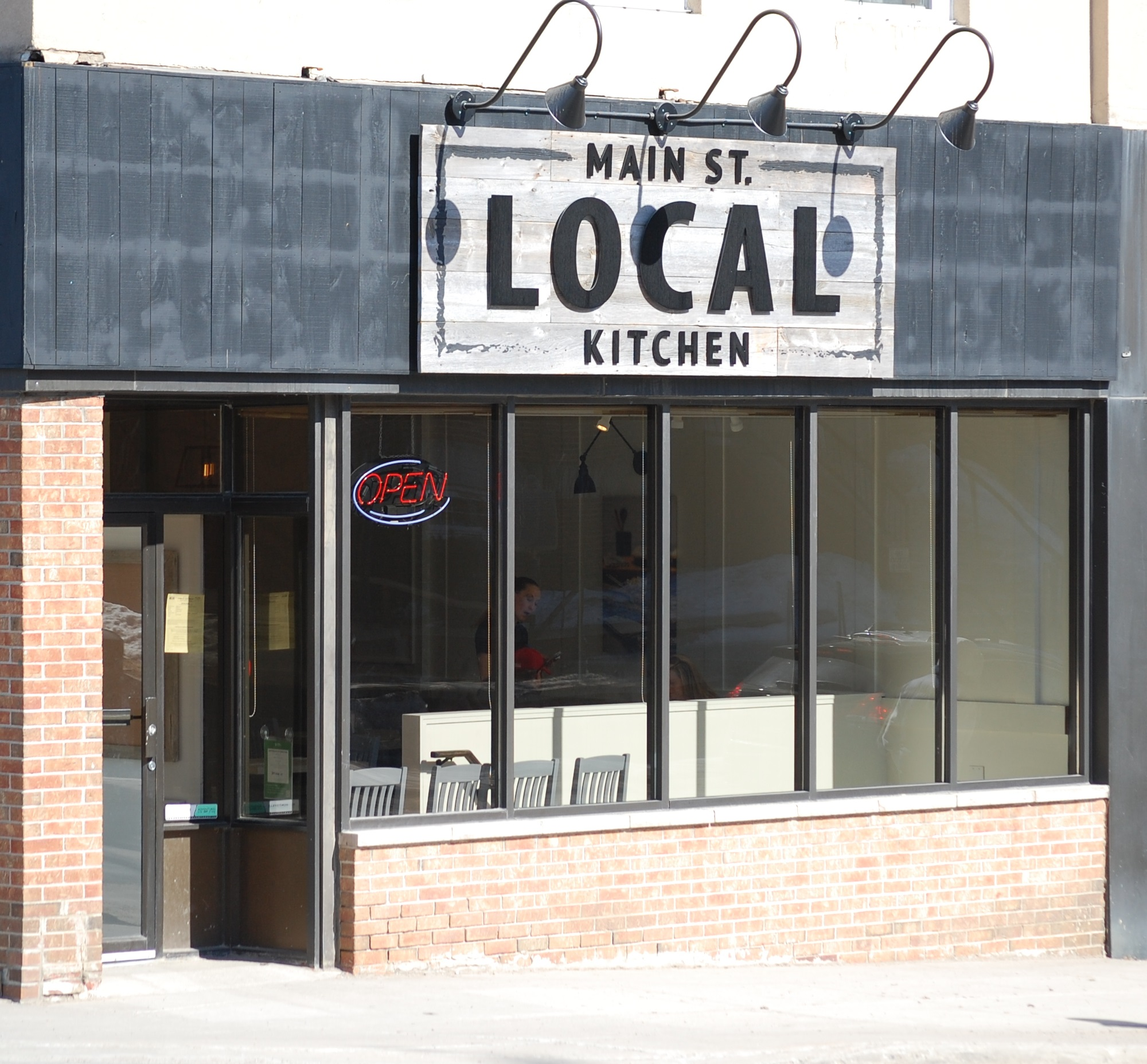 Local Kitchen: Main St. Local Kitchen Serves Up Local Fare With Love