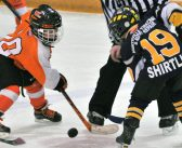 Lots of action at Huntsville's Novice and Atom Rep hockey tournament