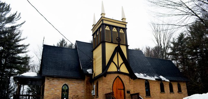 St. John's Anglican Church, Huntsville