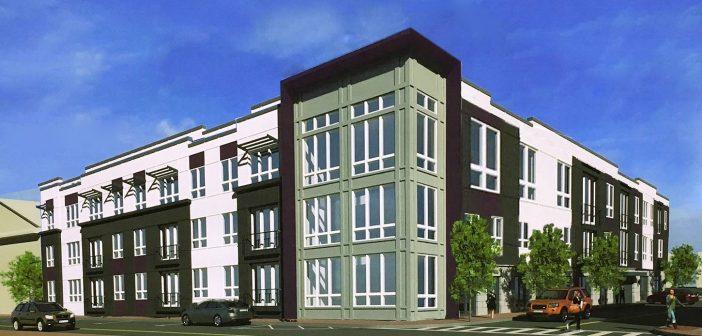 Local developer proposing 48-unit apartment building, parking garage for downtown Huntsville