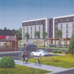 Home2 Suites by Hilton proposed for Commerce Park