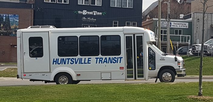 Town considering transit service to Novar, Port Sydney and Hidden Valley