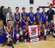 The Huntsville Hurricanes Bantam Boys brought home gold from the 2017 Ontario Cup