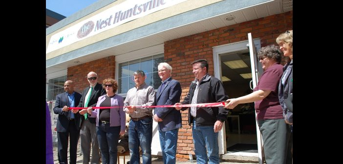 The Nest Huntsville celebrated its grand opening on April 24