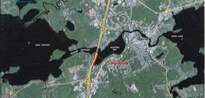 Hunters Bay Trail expansion will cost an estimated $757,000