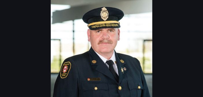 Fire Chief Stephen Hernen re-elected as President of the Ontario Association of Fire Chiefs