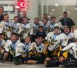 The Hawks took silver at the 2017 Anthony Acchione Memorial Classic Tournament in Barrie, June 9-11