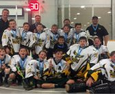 PeeWee Hawks bring home back-to-back medals