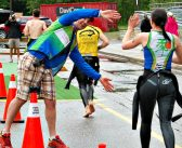 Should you give a tri a try? Yes! say these participants in this year's TriMuskokan