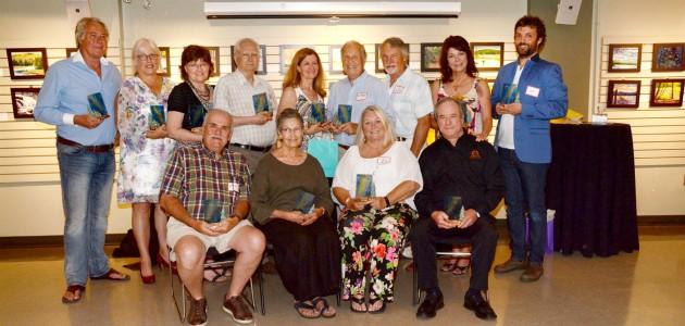 Huntsville Festival of the Arts 25th anniversary award recipients (Photo: Huntsville Festival of the Arts)