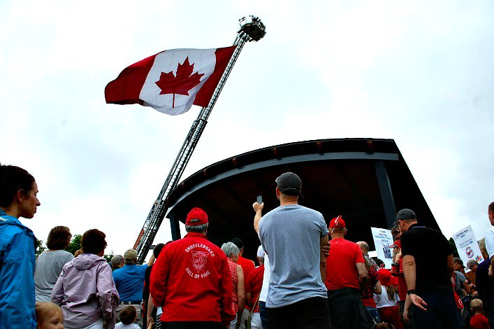 Tripling Canada's population over the next 80 years ~ Hugh