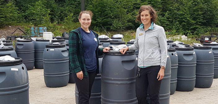 District of Muskoka's rain barrel pilot project a success