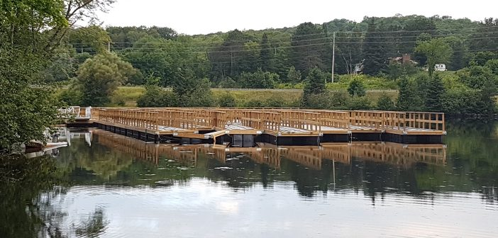 Hunters Bay Trail extension to open in September
