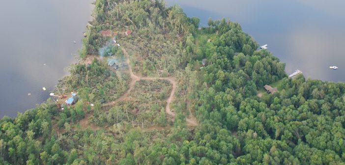 Lake of Bays assessing tornado damage, asking for resident input