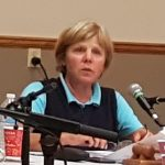 Deputy Mayor Karin Terziano