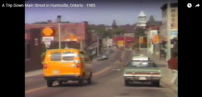It's Wayback Wednesday: '80s Main Street