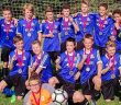 U14 Boys Strikers win the HDSA Cup (Photo: Carrie Sykes)
