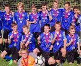 U14 Boys Strikers keep the HDSA Cup in Huntsville