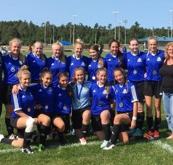 U16 Girls Strikers bring home silver from HDSA Cup